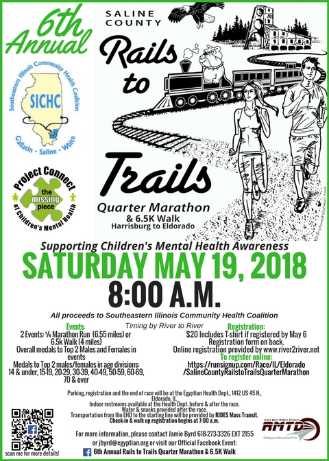 Rails to Trails 2018