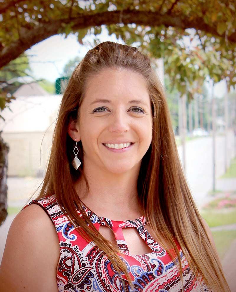 Saline County Team Member Allison Sisk