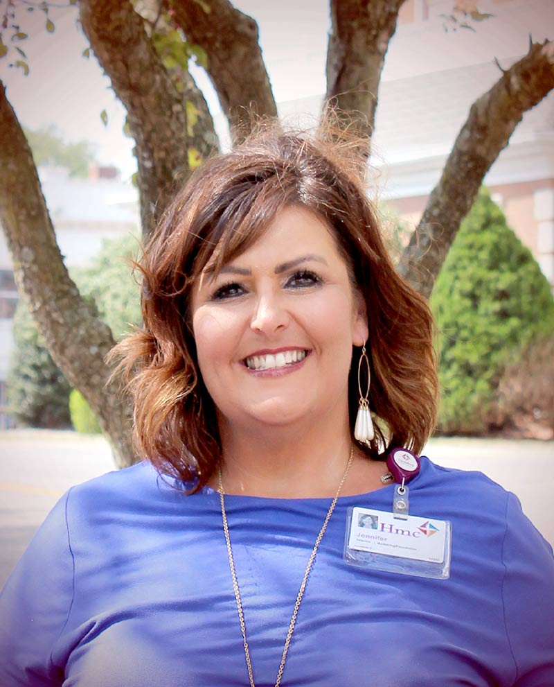 Saline County Team Member Jennifer Vinyard