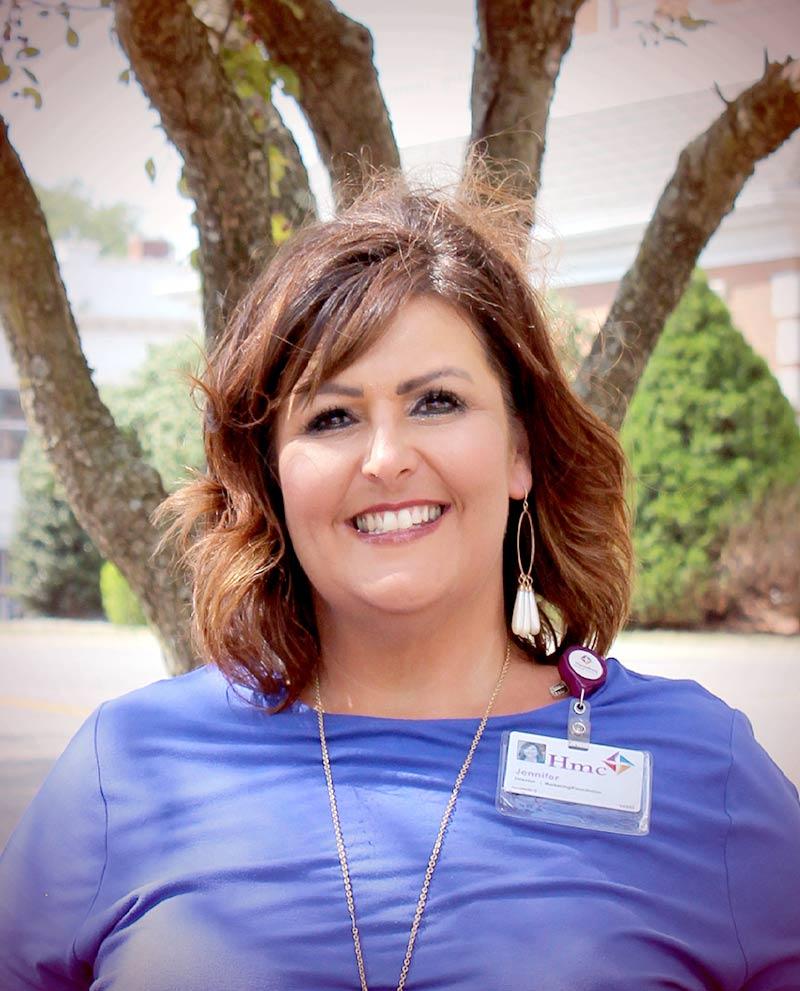 Saline County Team Member Jennifer Vinyard