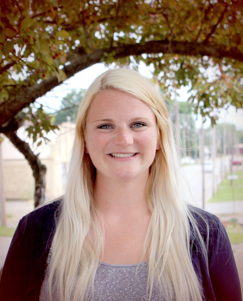 Saline County Team Member Jessica Stephens