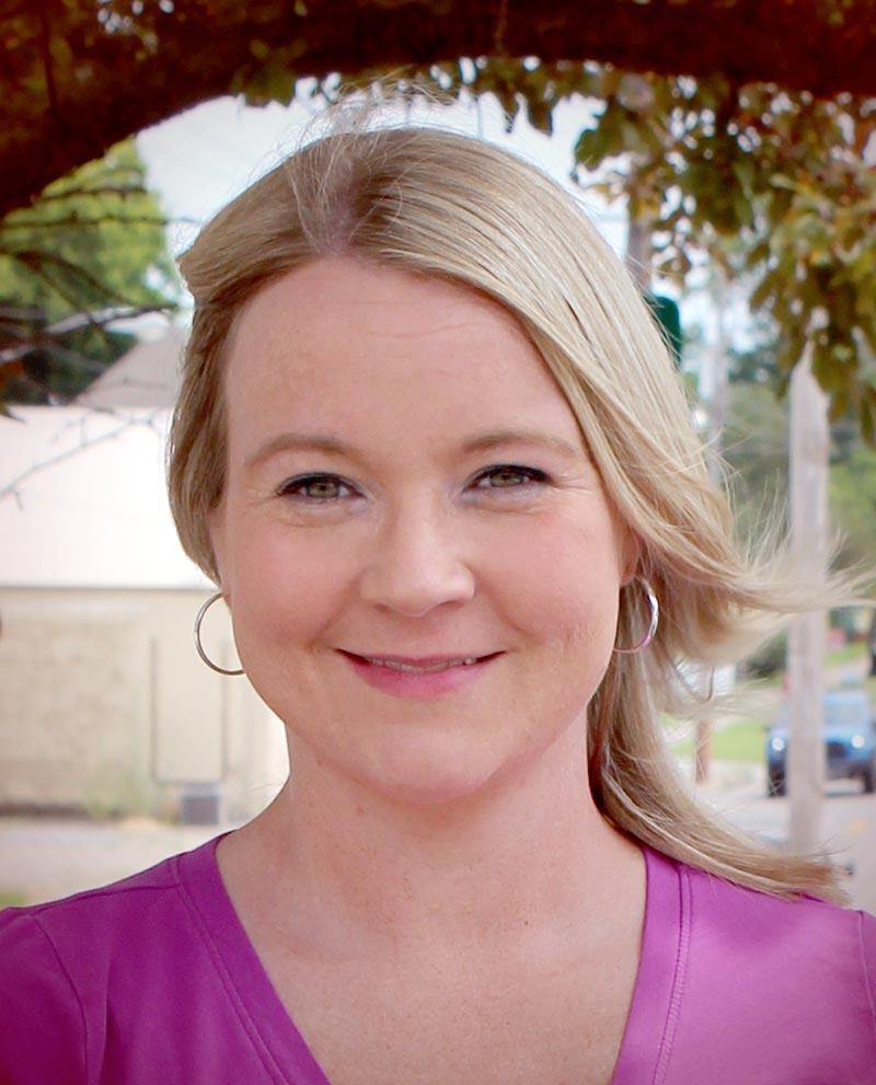 Saline County Team Member Lara Shaw